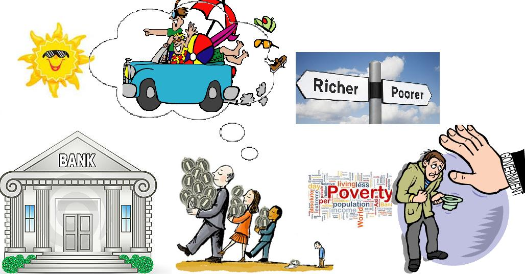 christian teaching on wealth and poverty Christian approaches to poverty  6212 the teachings of jesus  wealth to be shared: christian community.