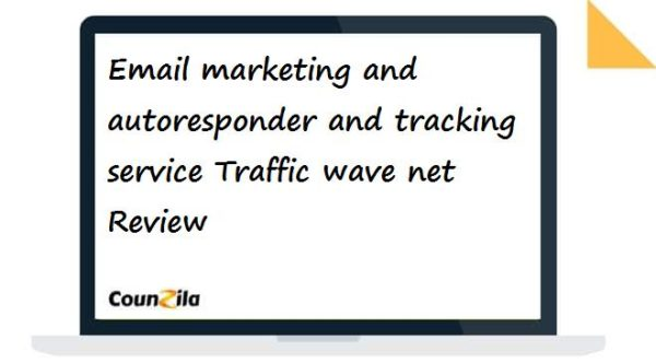 Email marketing and autoresponder and tracking service Traffic wave net Review