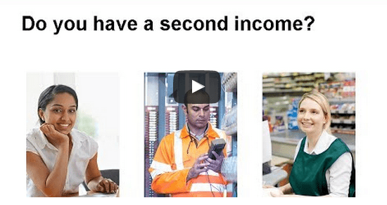 second income tax