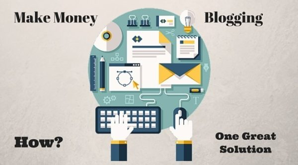 What can i do to make money blogging