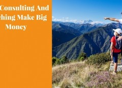 How consulting and Coaching Make big money