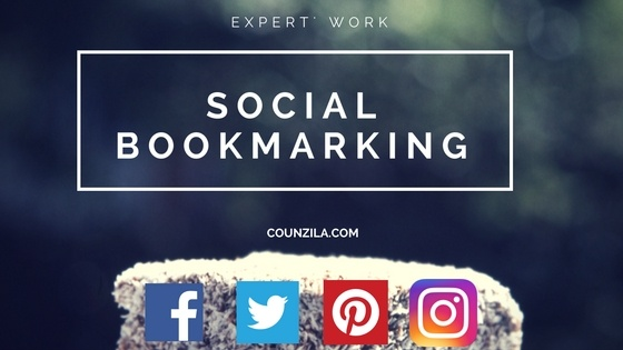 List of social bookmarking work