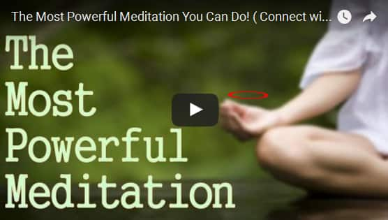 Powerful Meditation method You Can Do