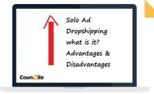 solo ad dropshipping