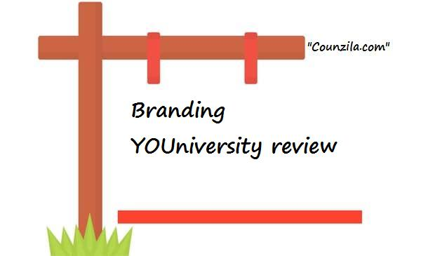 Branding YOUniversity review
