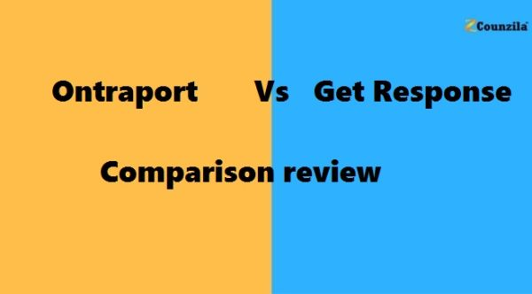 Ontraport Vs Getresponse Comparison review