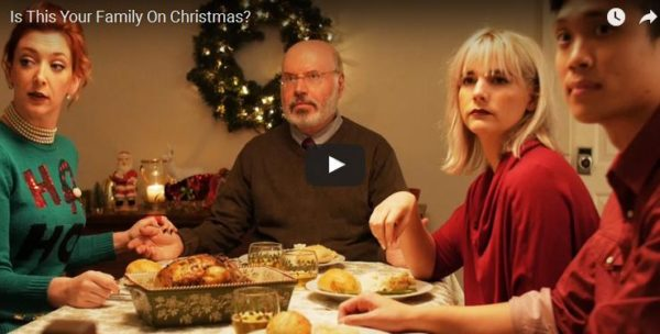 behind the sense of your family xmas