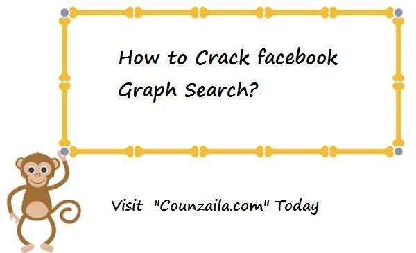 How to Crack facebook Graph Search