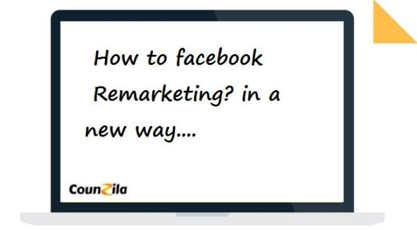 How to facebook remarketing