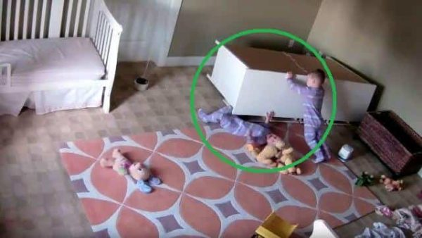 Toddler Saves Twin original story behind it & news
