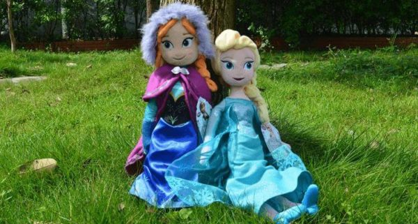 frozen kids figures
