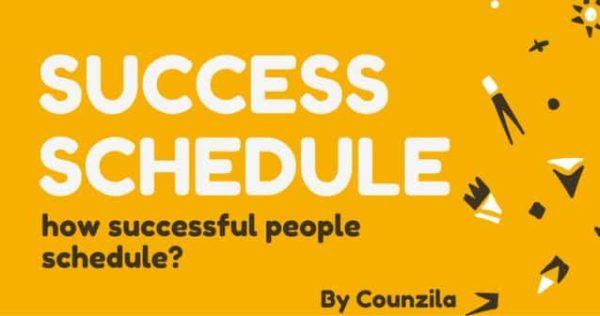 successful schedule