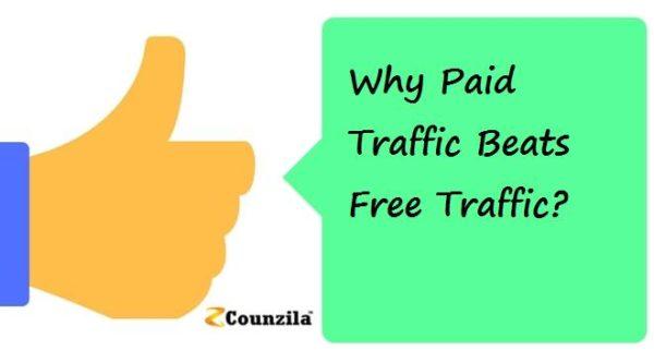 Why Paid Traffic Beats Free Traffic