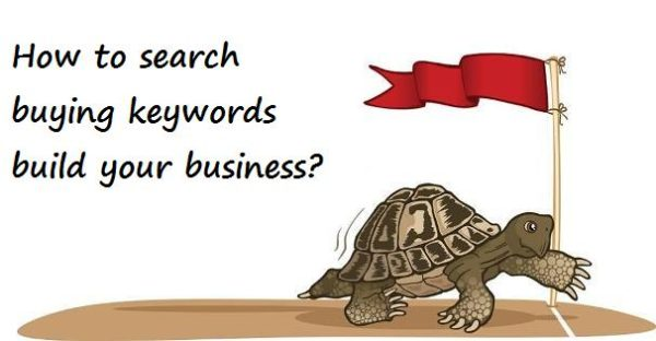 how to search buying keywords build your business