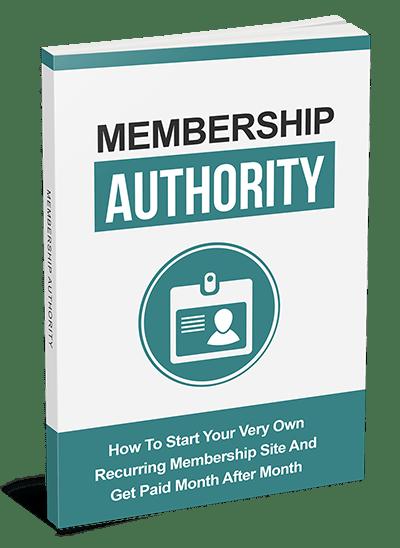 Rebuild your Membership