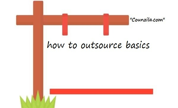 how to outsource basics