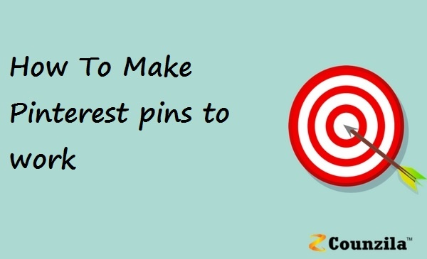 How To Make Pinterest pins to work
