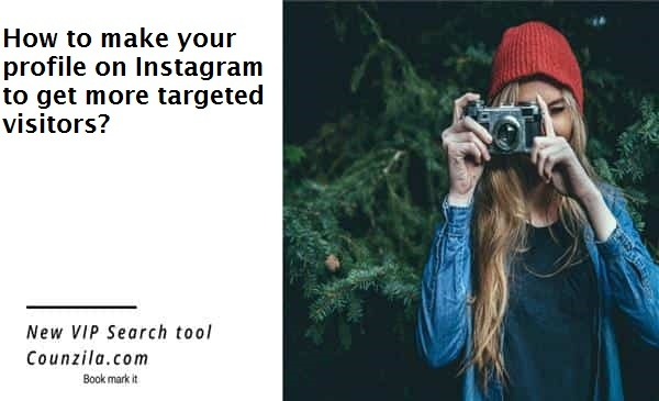 how to make your profile on Instagram to get more targeted visitors