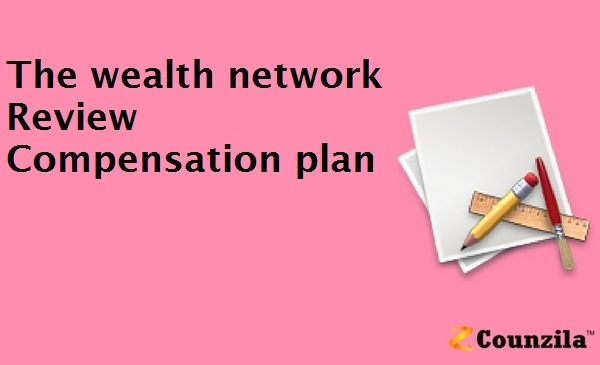 The wealth network Review Compensation plan
