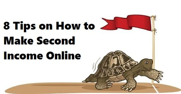 8 Tips on How to Make Second Income Online