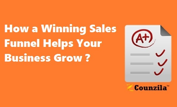 How a Winning Sales Funnel Helps Your Business Grow