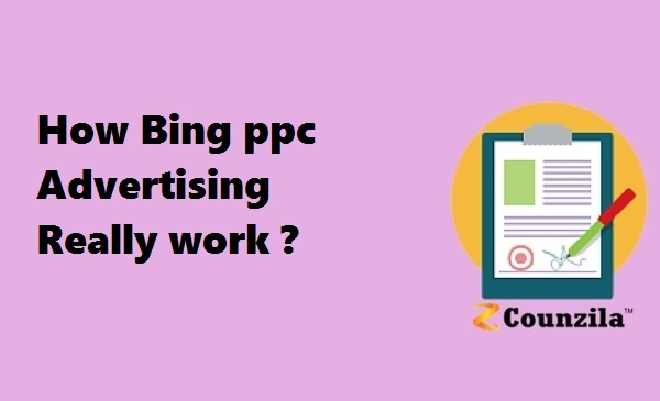 How Bing ppc advertising really work ?