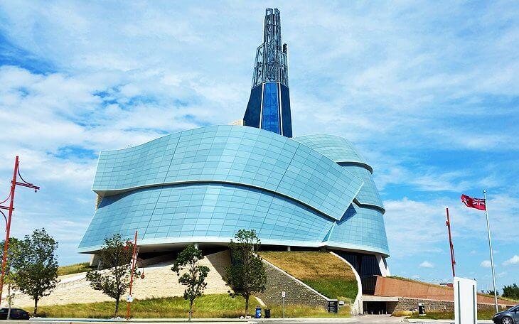 Winnipeg MB Museum Human Rights