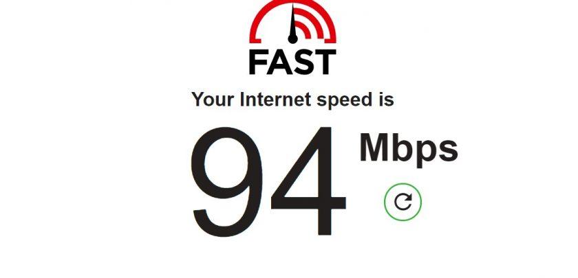 Internet speed Low bandwidth during Covid-19 Winnipeg