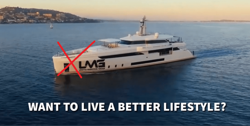 Lifestyle Marketing Group review Maatrix scam