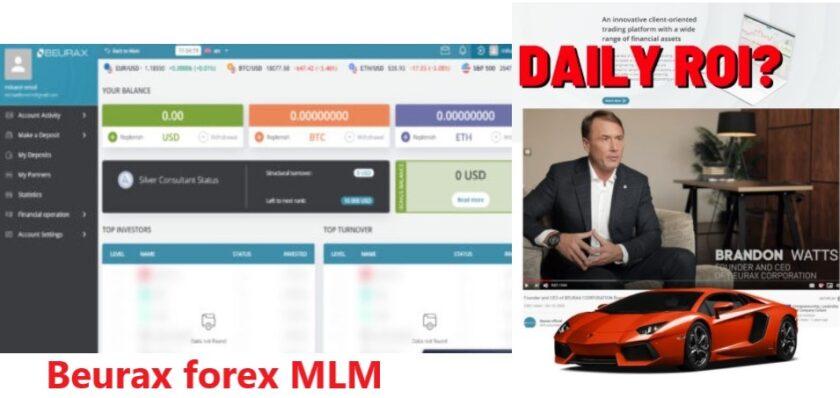 Beurax forex MLM