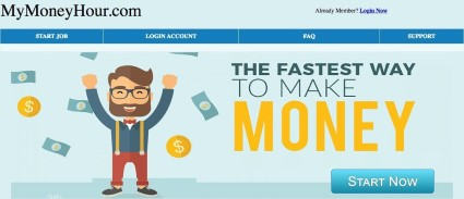 My Money Hour Review website