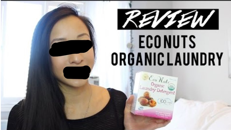 Soap Nuts Natural Laundry Detergent review