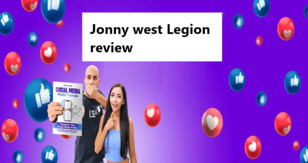 Jonny west Legion review